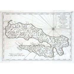 Carte Particuliere de l'Isle d'Amboine - Besondere Karte von dem Eylande Amboina