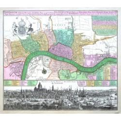 Londýn - Londinum  - London