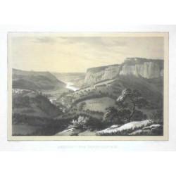 Bastei - Aussicht vom Gamrichstein