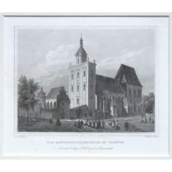Die Metropolitankirche in Ollmütz