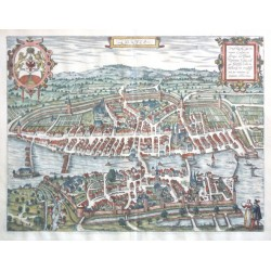 Zurych. Tigurum, sive Turegum