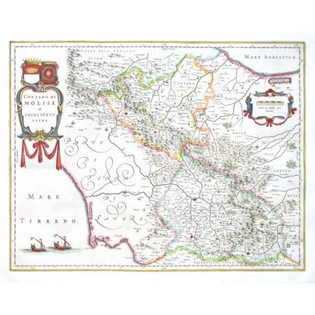 Contado di Molise et Principato Vltra