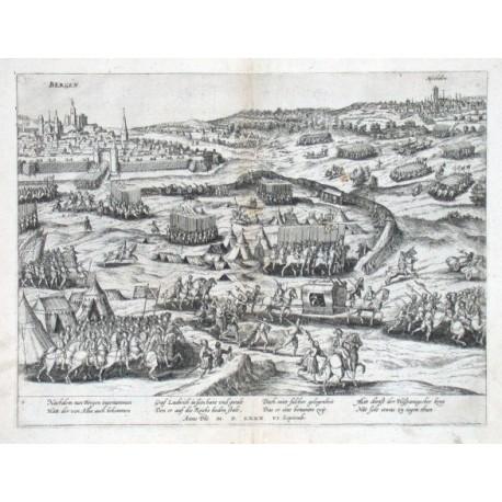 Bergen - Mechelen
