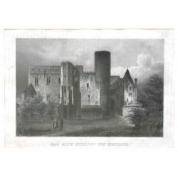 Das alte Schloss von Neuhaus