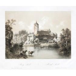 Burg Kost. Hrad Kost