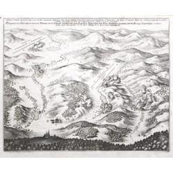 Territorium Qvalitasq loci apud Ianckau  Gelegenheit des Ohrts beij Ianckow in Böhmen  1645