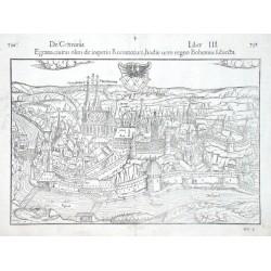 Egrana ciuitas , hodie uero regno Bohemiae subiecta