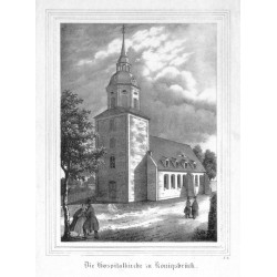 Die Hospitalkirche zu Königsbrück