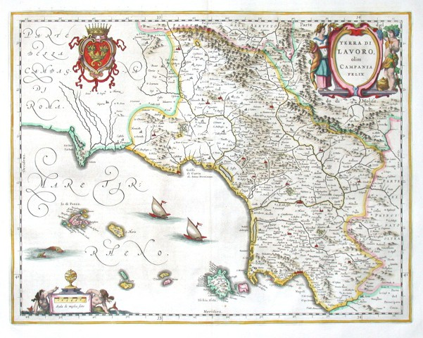 Terra di Lavoro, olim Campania Felix