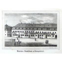 Mädchen-Stadtschule in Königsbrück