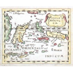 Insulae Molucae