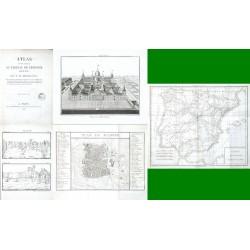 Atlas pour servir au tableau de l'Espagne moderne