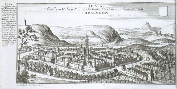 Iena  in Thüringen