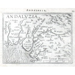 Andalusie - Andaluzia