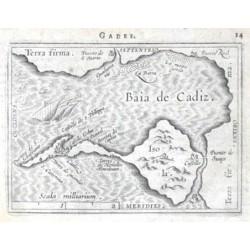 Cádiz - Baia de Cadiz