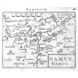 Belgie - Namur. Namen.