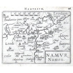 Belgien - Namur. Namen.