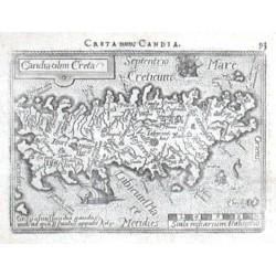 Kreta - Candia olim Creta