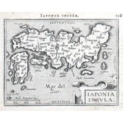 Japonsko - Iaponia Insula