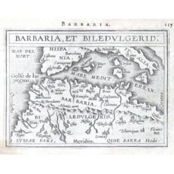 Africa - Barbaria, et Biledulgerid