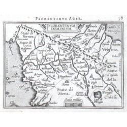 Toskánsko - Florentinum Dominium