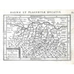 Emilia Romagna - Parmae et Placent. Ducatus