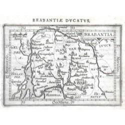 Duchy of Brabant - Brabantia