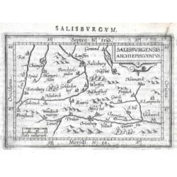 Salzburg - Salisburgensis Archiepiscopatus