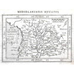 Milán (provincie) - Ducatus Mediolanensis
