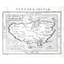 Terceira - Azoren - Tercera