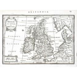 Anglia Scotia et Hibernia