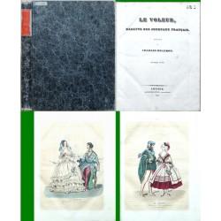 Le Voleur, Gazette des journaux francais. 1840.