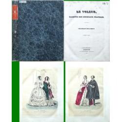 Le Voleur, Gazette des journaux francais. 1841.