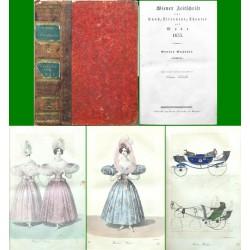 Wiener Zeitschrift für Kunst, Literatur, Theater und Mode 1833