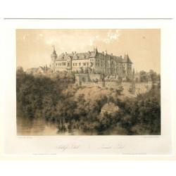 Schloss Žleb. Zámek Žleb.