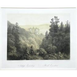 Schloss Eisenberg. Hrad Eisenberk