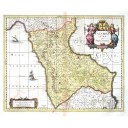 Calabria Citra olim Magna Graecia