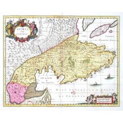 Istria, olim Lapidia