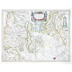 Parte Alpestre dello Stato di Milano, Con il Lago Maggiore di Lugano, e di Como
