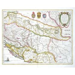 Sclavonia, Croatia, Bosniacum Dalmatiae parte