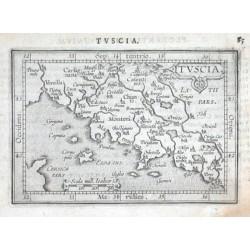 Toskana - Tuscia