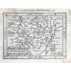 Lucembursko - Lutzenburg