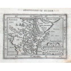 Africa - Presbiteri Iohannis sive Abissinorum Imperium