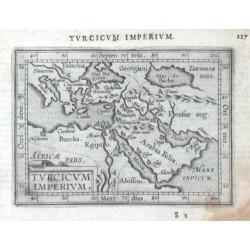 Osmanská říše - Turcicum Imperium