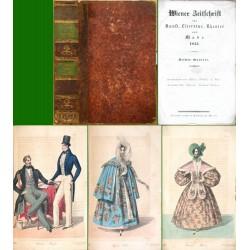 Wiener Zeitschrift für Kunst, Literatur, Theater und Mode 1835