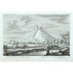 Arx Natterburg prope Deckendorff. - Schloss Natterburg, nechst Deckendorff