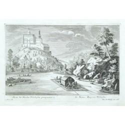Mons Sti Nicolai  - St. Niclas-Berg vor Vilshofen