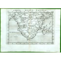 Africa Nvova Tavola