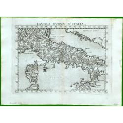 Tavola Nuova d'Italia