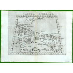 Tabula Aphricae I